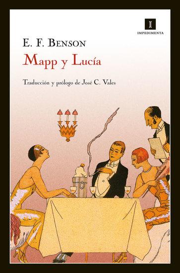 Mapp y Lucía - cover