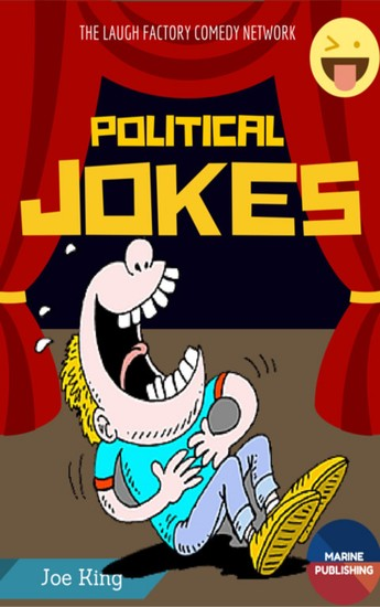 Political Jokes - cover