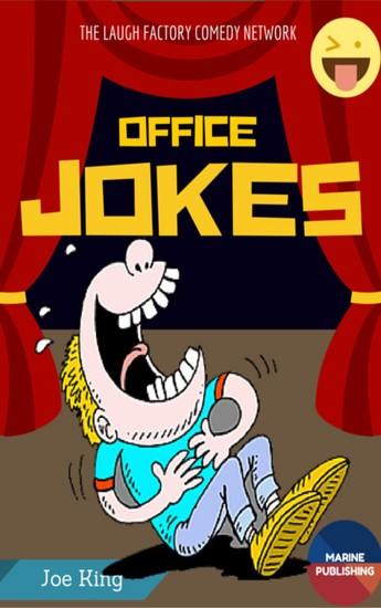 Office Jokes - cover