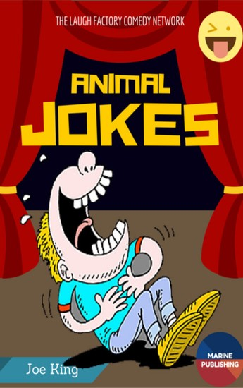 Animal Jokes - cover