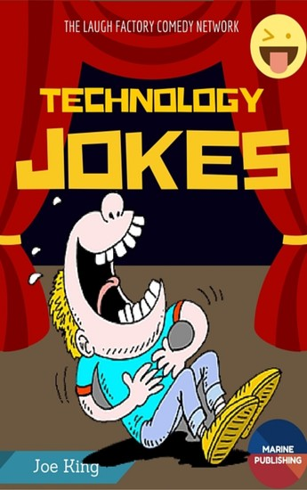 Technology Jokes - cover