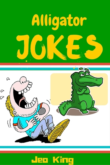 Alligator Jokes - cover