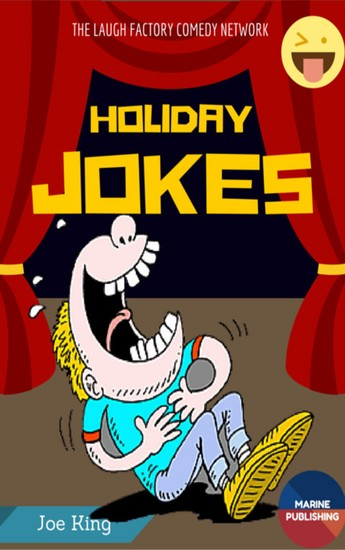 Holiday Jokes - cover