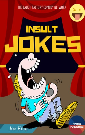Insult Jokes - cover
