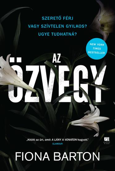 Az özvegy - cover