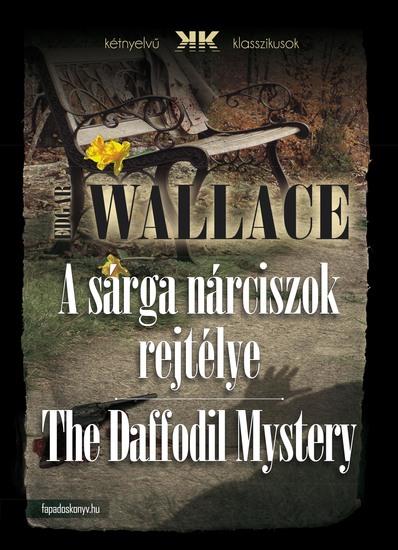 A sárga nárciszok rejtélye - The Daffodil Mystery - cover