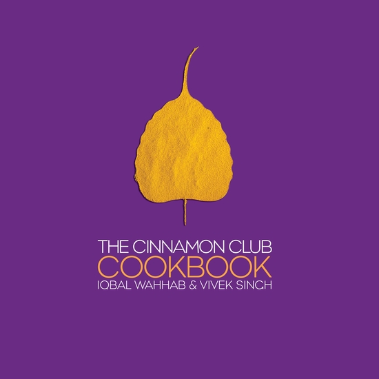 The Cinnamon Club Cookbook - cover