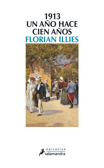 1913 - Un año hace cien años - cover