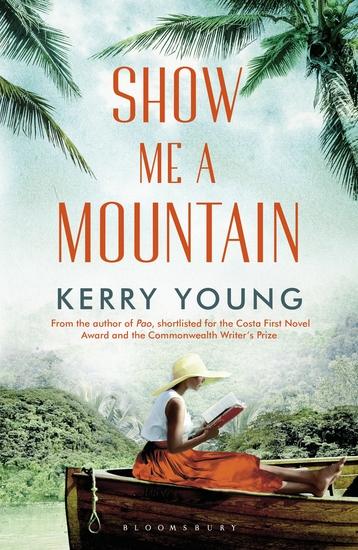 Show Me A Mountain - cover