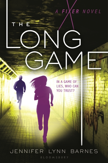 The Long Game - A Fixer Novel - cover