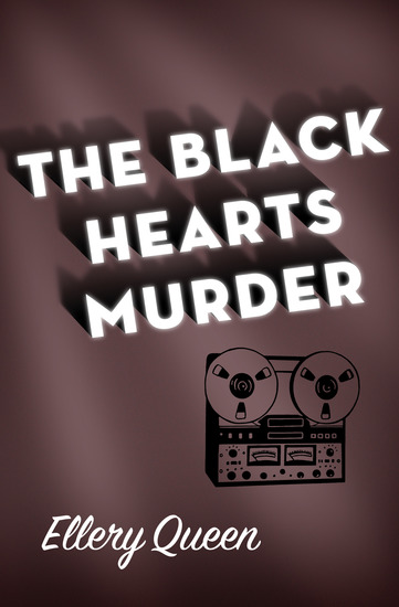 The Black Hearts Murder - cover