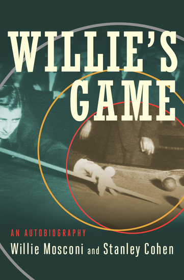 Willie's Game - An Autobiography - cover