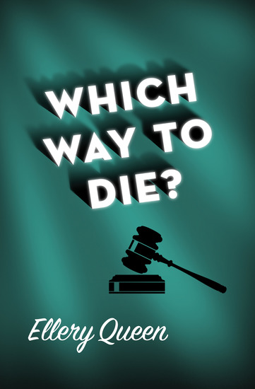 Which Way to Die? - cover