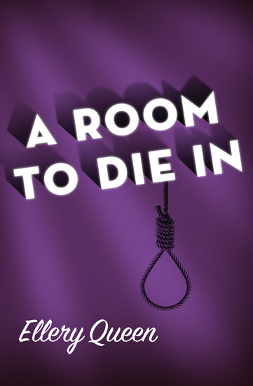 A Room to Die In - cover