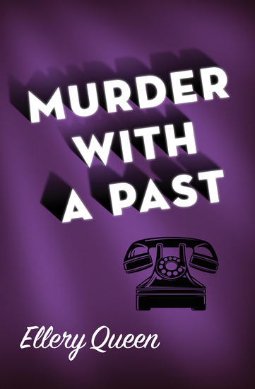 Murder with a Past - cover