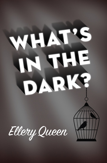 What's in the Dark? - cover
