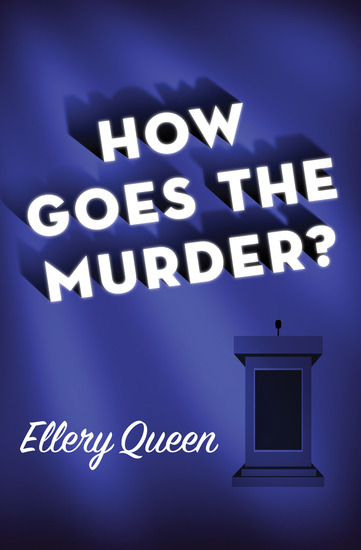 How Goes the Murder? - cover