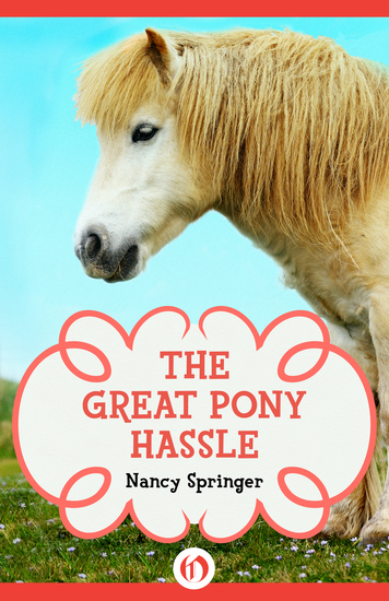 The Great Pony Hassle - cover