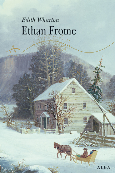 Ethan Frome - cover