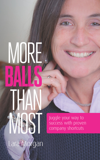 More balls than most - Juggle your way to success with proven company shortcuts - cover