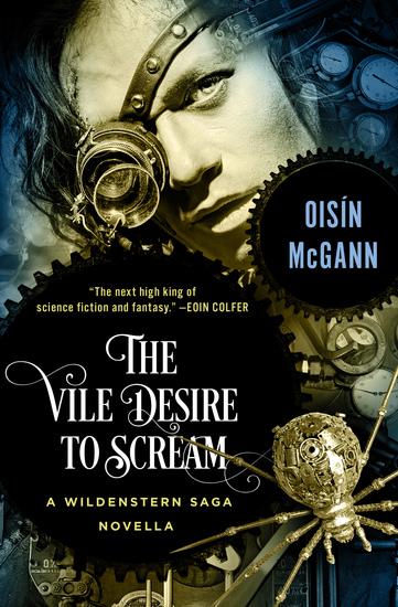 The Vile Desire to Scream - A Novella - cover