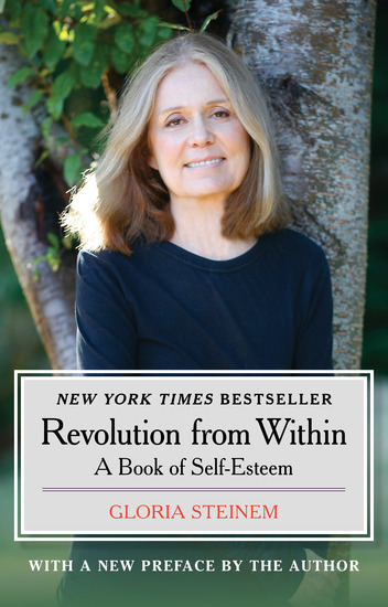 Revolution from Within - A Book of Self-Esteem - cover