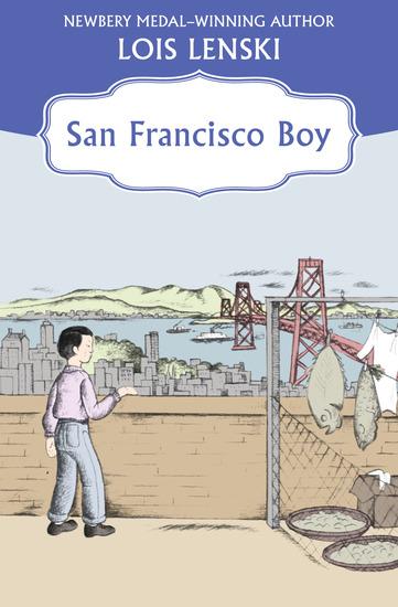 San Francisco Boy - cover