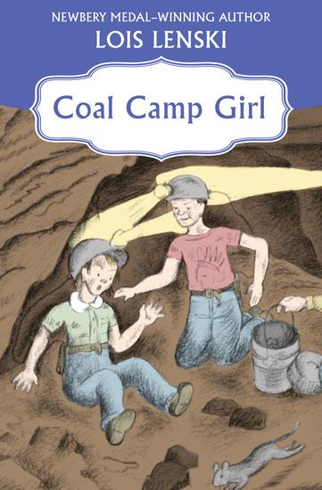 Coal Camp Girl - cover