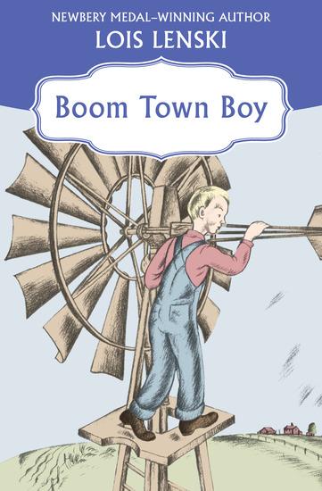 Boom Town Boy - cover
