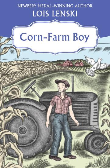 Corn-Farm Boy - cover