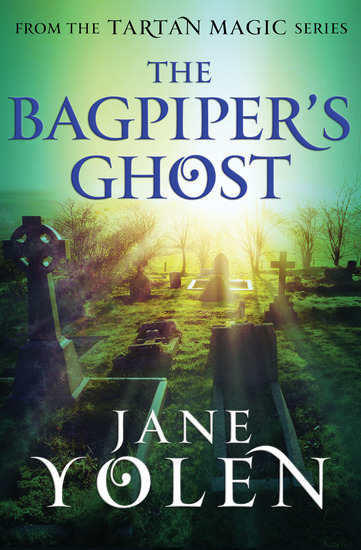 The Bagpiper's Ghost - cover