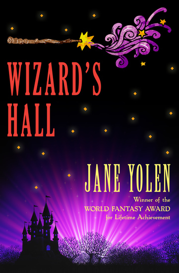 Wizard's Hall - cover
