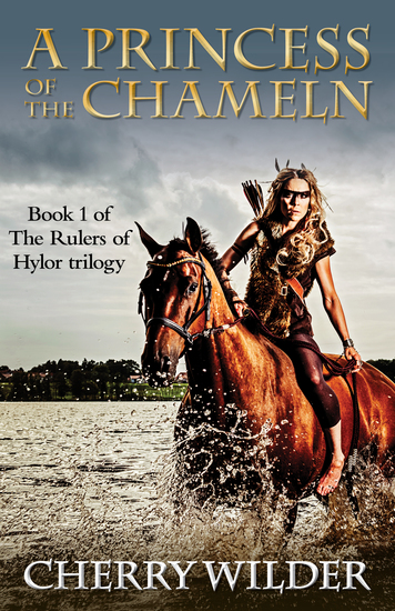 A Princess of the Chameln - cover