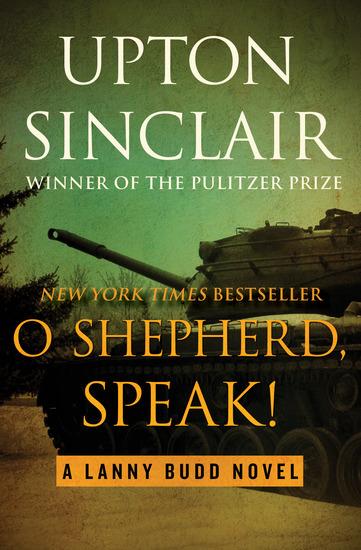 O Shepherd Speak! - cover