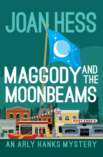 Maggody and the Moonbeams - cover