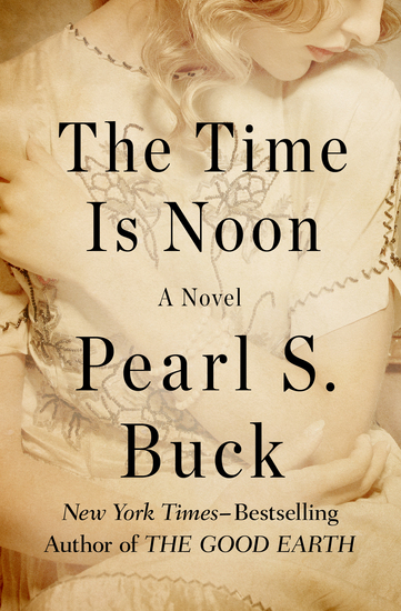 The Time Is Noon - A Novel - cover
