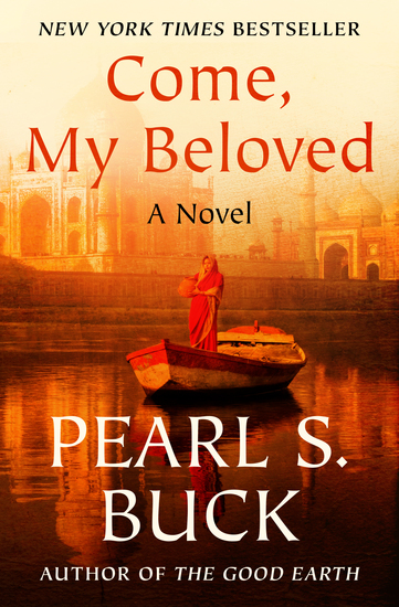 Come My Beloved - A Novel - cover