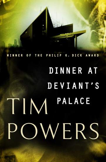 Dinner at Deviant's Palace - cover