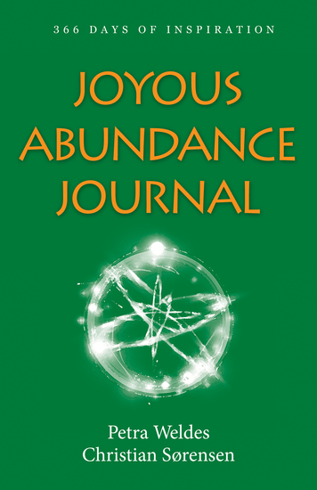 Joyous Abundance Journal - 366 Days of Inspiration - cover