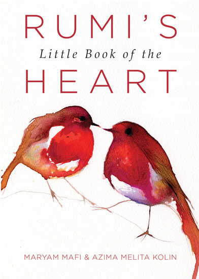 Rumi's Little Book of the Heart - cover