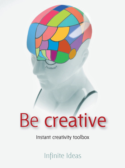 Be creative - Instant creativity toolbox - cover