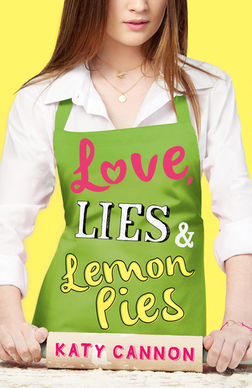 Love Lies & Lemon Pies - cover