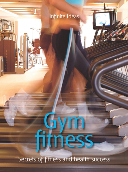 Gym fitness - Secrets of fitness and health success - cover