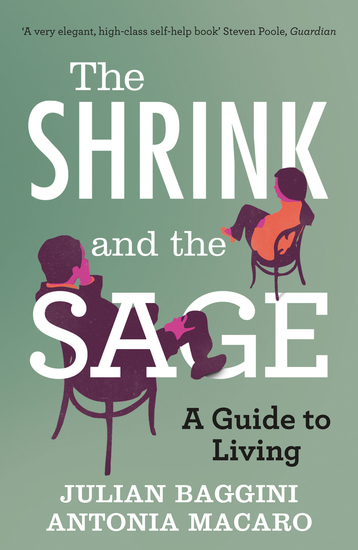 The Shrink and the Sage - cover