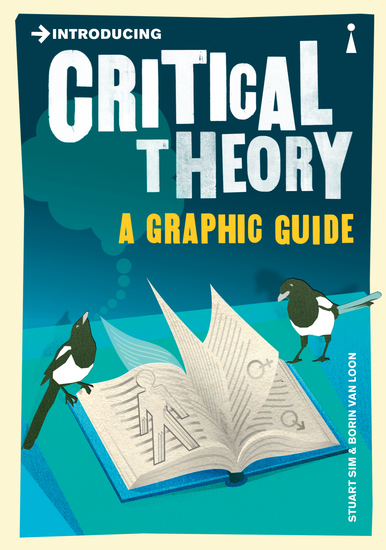 Introducing Critical Theory - A Graphic Guide - cover