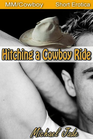 Hitching a Cowboy Ride - cover