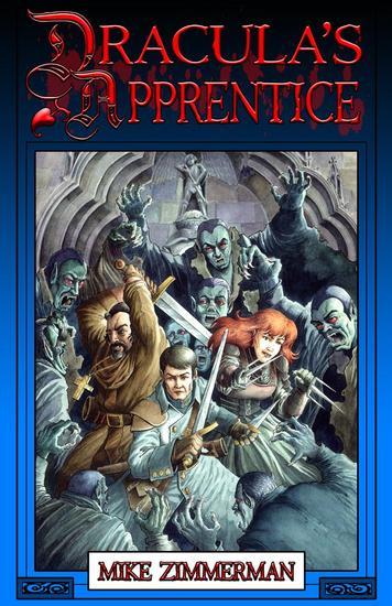 Dracula's Apprentice - cover