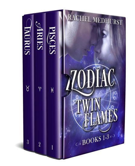 Zodiac Twin Flames Box Set (Books 1-3) - cover
