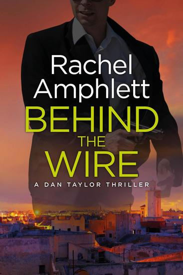 Behind the Wire - Dan Taylor #4 - cover