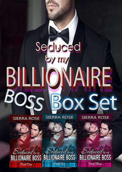 Seduced by my Billionaire Boss Box Set - cover